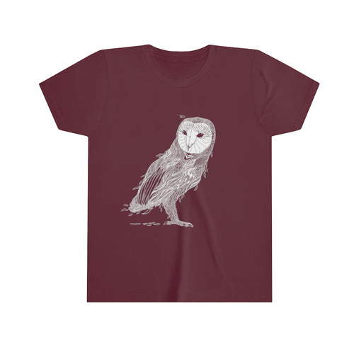 Owl Children's T-shirt - Assorted Colors