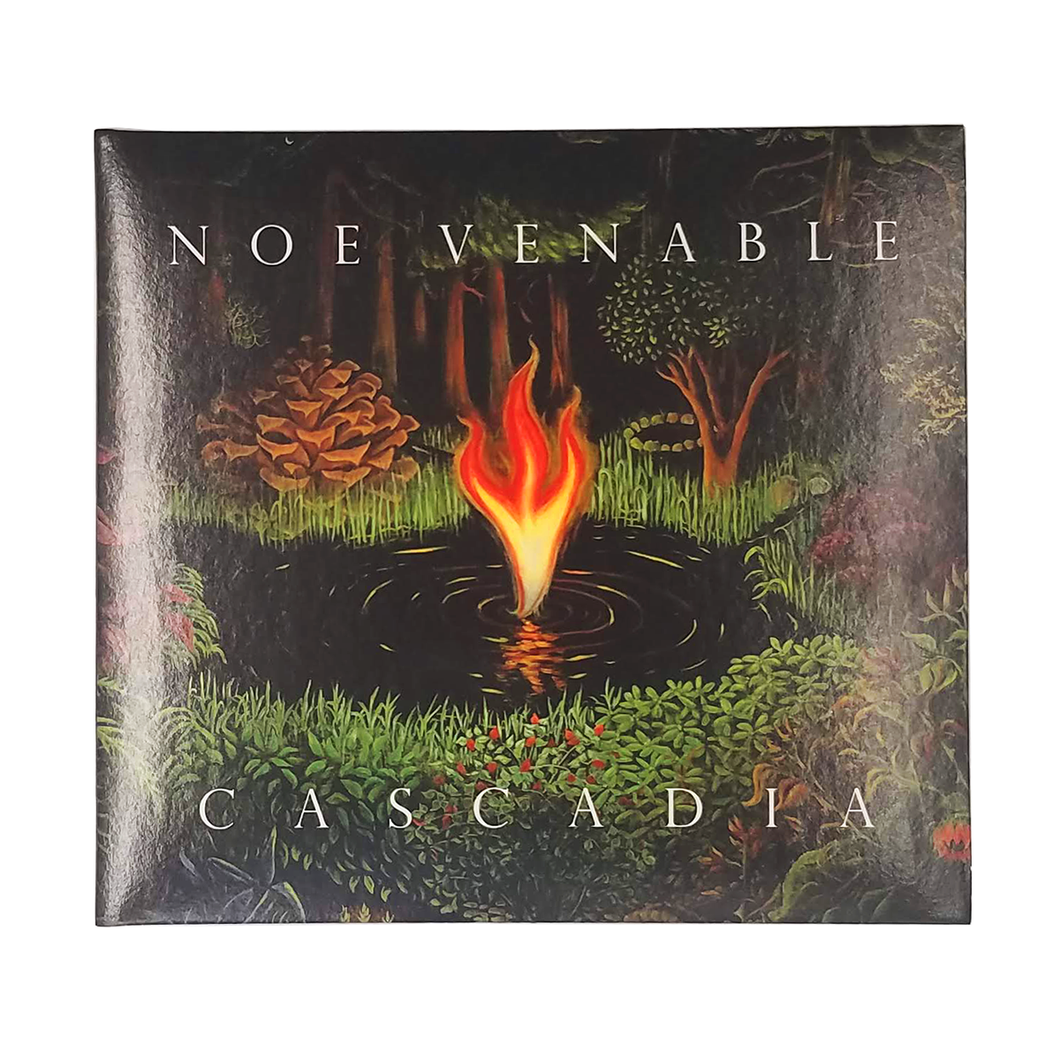 Cascadia - Physical CD