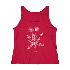 Dandelion Women's Tank Top - Assorted Colors