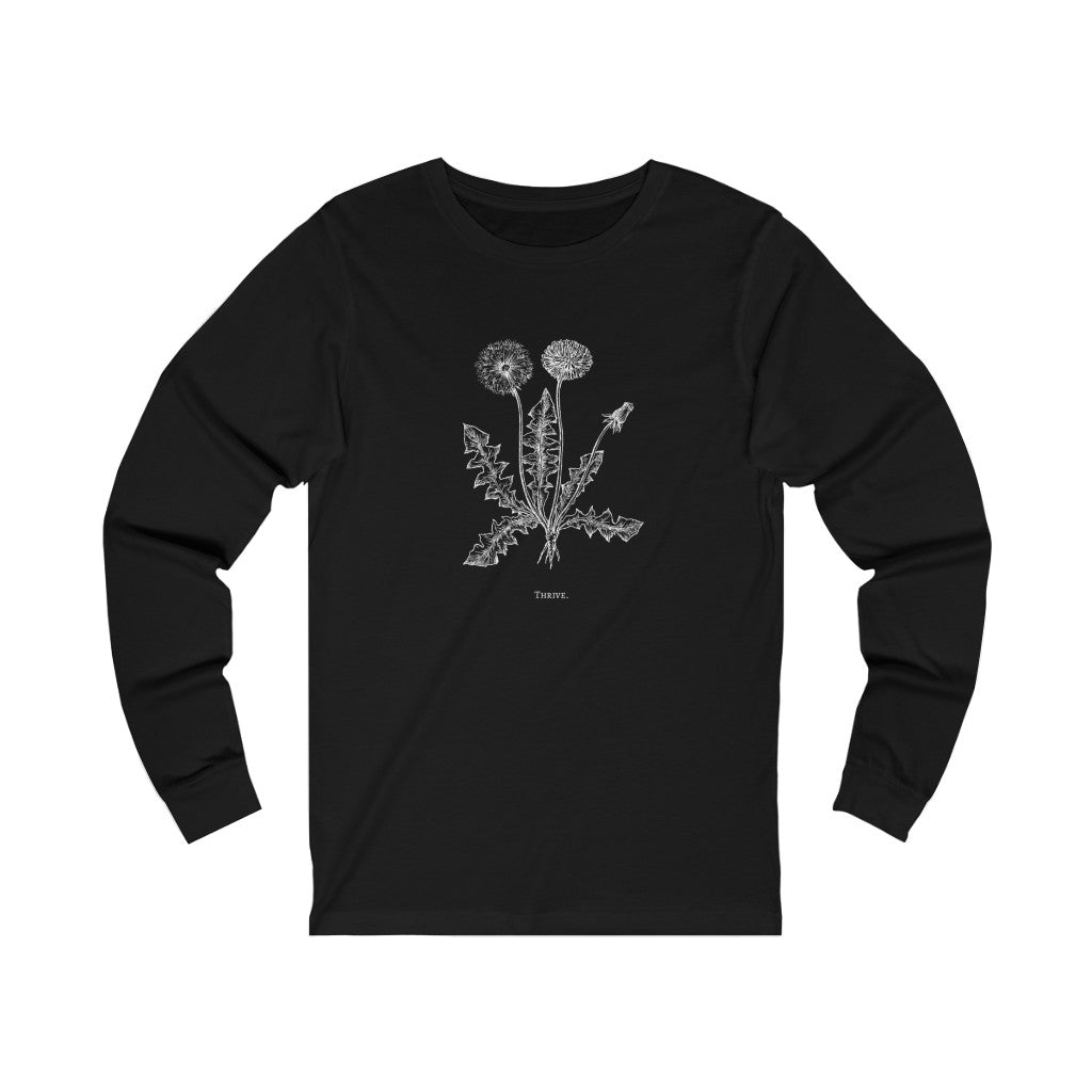 Dandelion Long Sleeve -  Assorted Colors