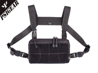 PSIGEAR MPCS PR-1 Chest Rig-BLACK