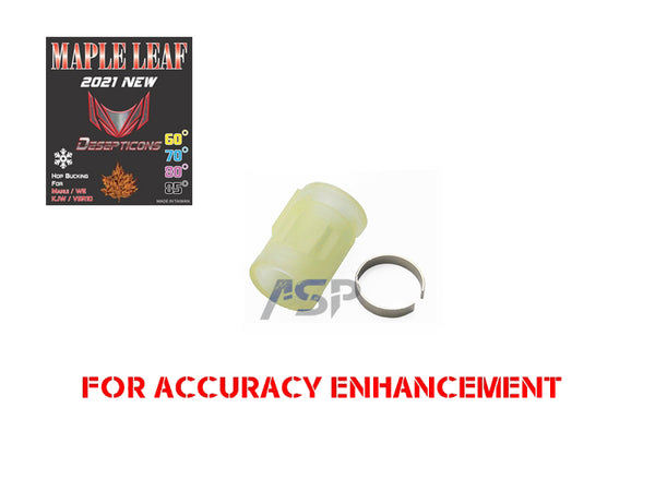 MAPLE LEAF 2021 NEW DESEPTICONS 60 DEGREE HOP UP - ACCURACY ENHANCEMENT