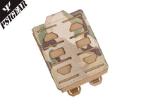 PSIGEAR Skewer Laser-cut Rifle Compact Mag Pouch - MULTICAM