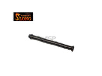 SLONG STEEL RECOIL SPRING GUIDE FOR WE G-SERIES-BLACK