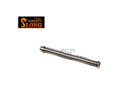 SLONG STEEL RECOIL SPRING GUIDE FOR WE G-SERIES-SILVER
