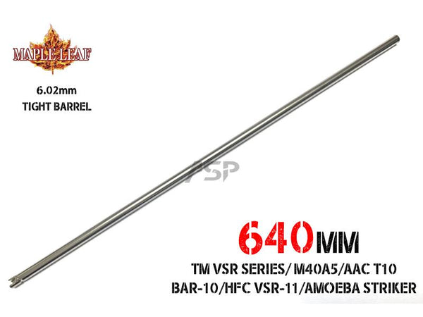 MAPLE LEAF 640MM FOR TOY VSR-10