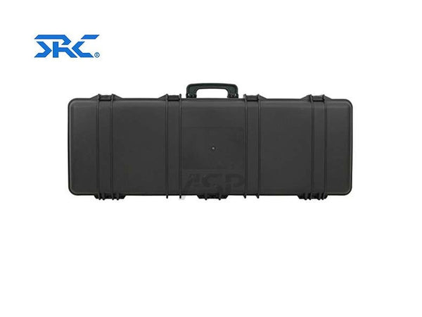 SRC Tactical Hard Shell Riffle Case with Foam - Black (PLS CONTACT US)