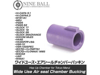 NINE BALL HOP UP RUBBER (PURPLE)