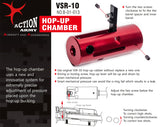 AA HOP UP CHAMBER FOR VSR/T10