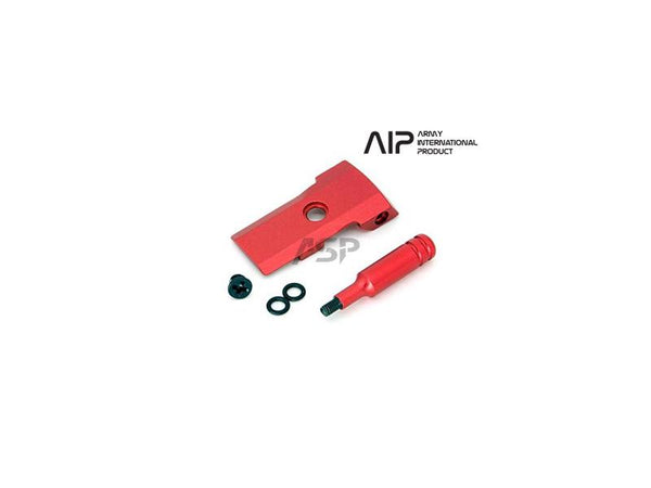 AIP Cocking Handle For TM Hi-capa 5.1 (Ver.2) - RED