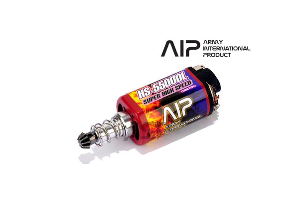 AIP Super High Speed Motor HS-55000 (Long)