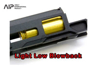 AIP Aluminum High-Speed Blowback Housing SET for Marui 5.1/4.3/1911