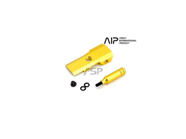 AIP Cocking Handle For TM Hi-capa 5.1 (Ver.2) - Gold