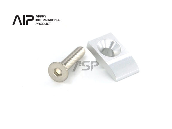 AIP CNC 7075 Aluminum Hammer Protection Pad