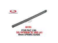 GUARDER Oil Temper Wire Spring for SRS/E&C L96 (M190)