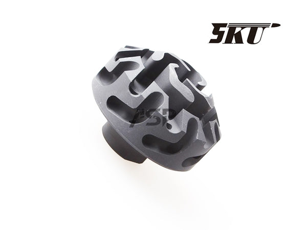 5KU Cookie Cutter Compensator SBR Flash Head (14mm CCW, Type 2)