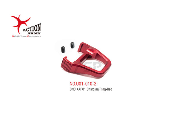 ACTION ARMY AAP-01 CHARGING RING-RED