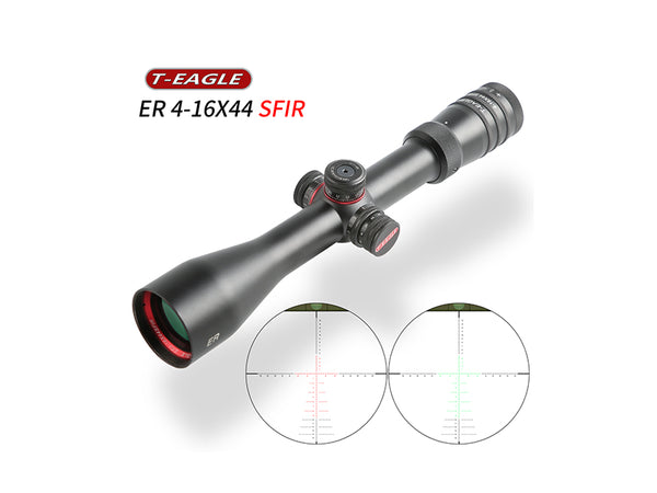 T-EAGLE ER4-16x44SFIR RIFLE SCOPE-REVENGE SERIES