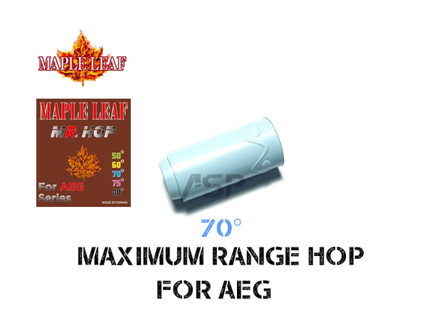 MAPLE LEAF 70 DEGREES MR. HOP FOR AEG
