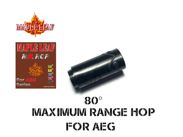 MAPLE LEAF 80 DEGREES MR. HOP FOR AEG