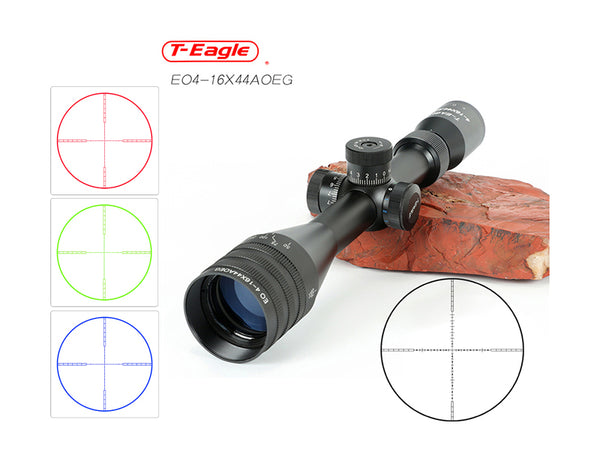 T-EAGLE EO4-16X44AOE HK RIFLE SCOPE
