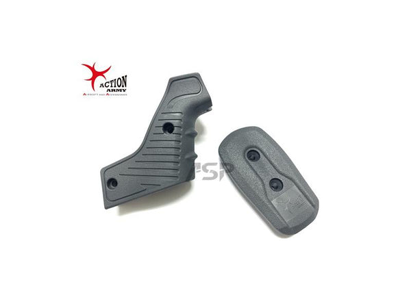 AA T10 GRIP KIT TYPE B - GREY