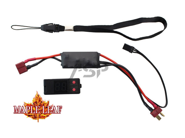 Maple Leaf MOSFET Motor Controller for AEG