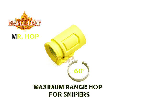 MAPLE LEAF 60 MR. HOP - (MAXIMUM RANGE HOP)