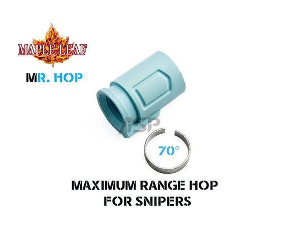 MAPLE LEAF 70 MR. HOP - (MAXIMUM RANGE HOP)