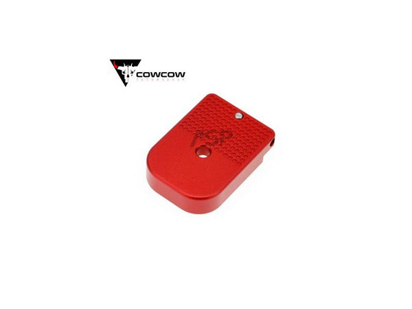 COWCOW Dottac MagBase for Hi-capa - Red