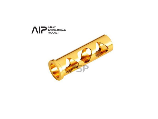 AIP Aluminum 5.1 Recoil Spring Guide Plug (GOLD)
