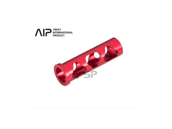 AIP Aluminum 5.1 Recoil Spring Guide Plug (Red)