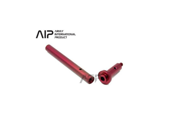 AIP Aluminum Recoll Spring Rod For Hi-capa 5.1 (RED)