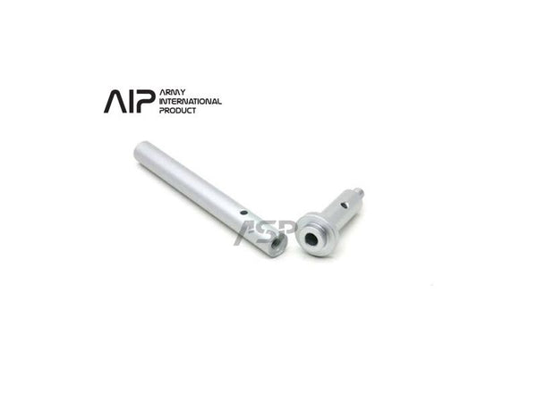 AIP Aluminum Recoll Spring Rod For Hi-capa 5.1 (Silver)