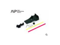 AIP Alumimun Fiber Optic Sight V.2 For Hi Capa