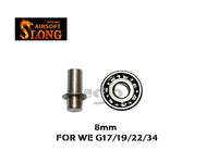 SLONG 8mm ZERO RESIST STAINLESS SLIDE BEARING FOR WE G17/19/22/34