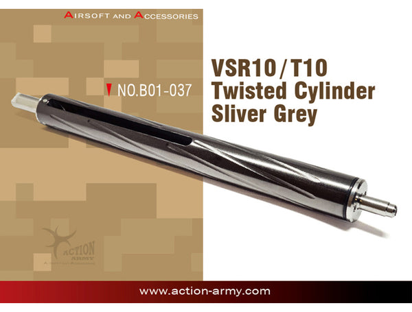 ACTION ARMY TWISTED CYLINDER FOR VSR SERIES