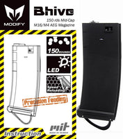 MODIFY 150 RDS BHIVE TRACER MAG-BLACK