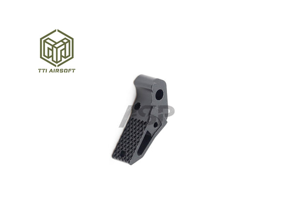 TTI TACTICAL ADJUSTABLE TRIGGER FOR GLOCK/AAP01/WE GALAXY -BLACK