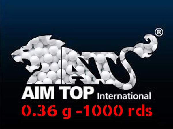 AIMTOP 1000 RDS 0.36g HIGH PRECISION BBS