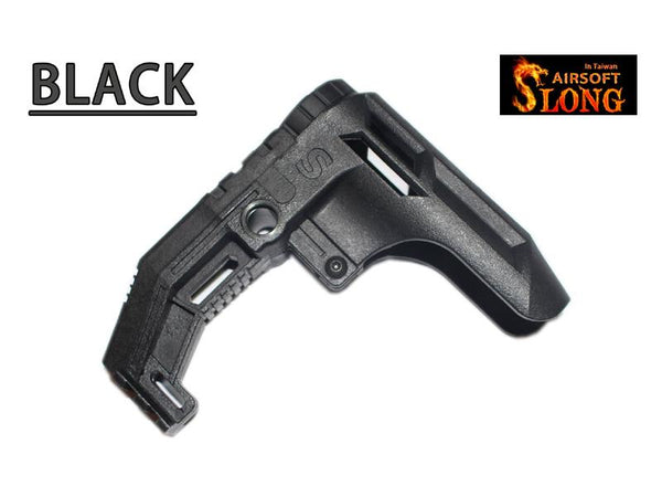SLONG NGEL of Death Stock for M4 AEG.GBB -BLACK