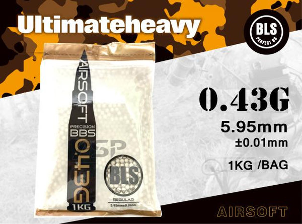 BLS 0.43 ULTIMATE HEAVY 1KG WHITE