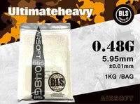 BLS 0.48 ULTIMATE HEAVY 1KG WHITE