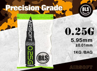 BLS 0.25g HIGH PRECISION 1KG WHITE