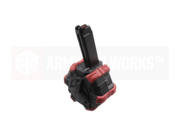 AW ADAPTIVE DRUM MAGAZINE-FOR GLOCK