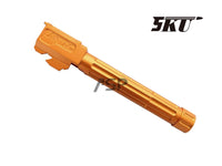 5KU LANTAC 9INE Aluminum Threaded Barrel FOR TM G17/18-GOLD