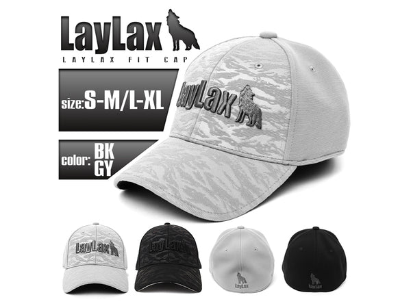 LAYLAX LIMITED EDITION FIT CAP -GREY