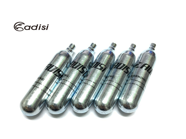 MIGHTY 12g CO2 - 5 PCS SET