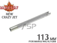 MAPLE LEAF CRAZY JET 113MM FOR TOY HI-CAPA/1911
