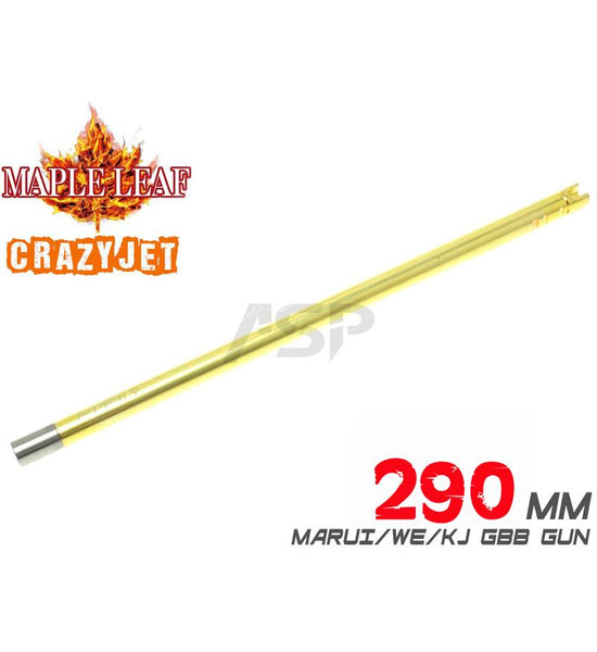 MAPLE LEAF CRAZY JET 290MM FOR TOY AEG/GBBR